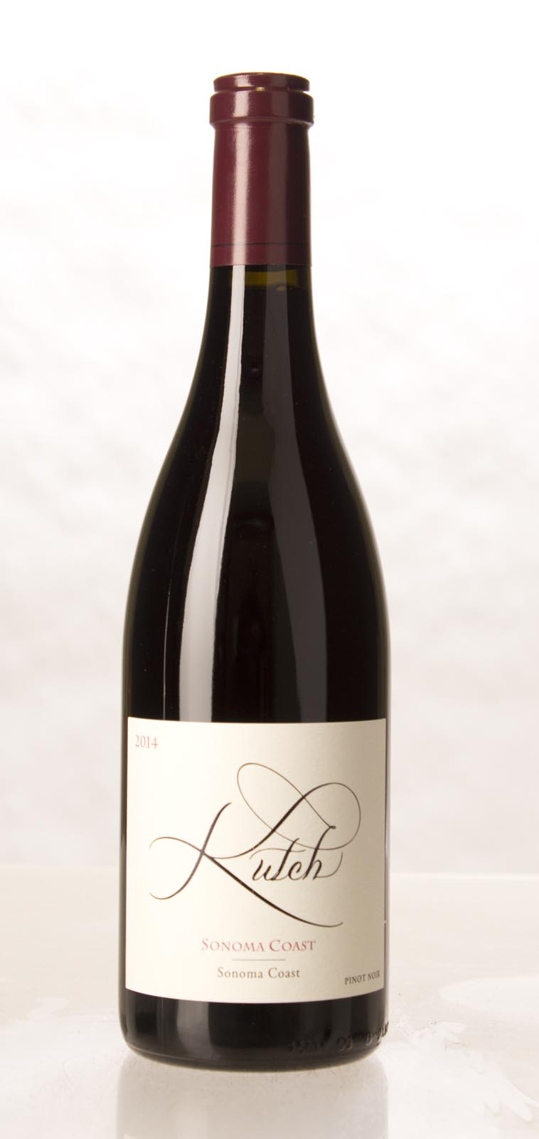 Kutch Pinot Noir Sonoma Coast 2014, 750mL (VN90) from The BPW - Merchants of rare and fine wines.