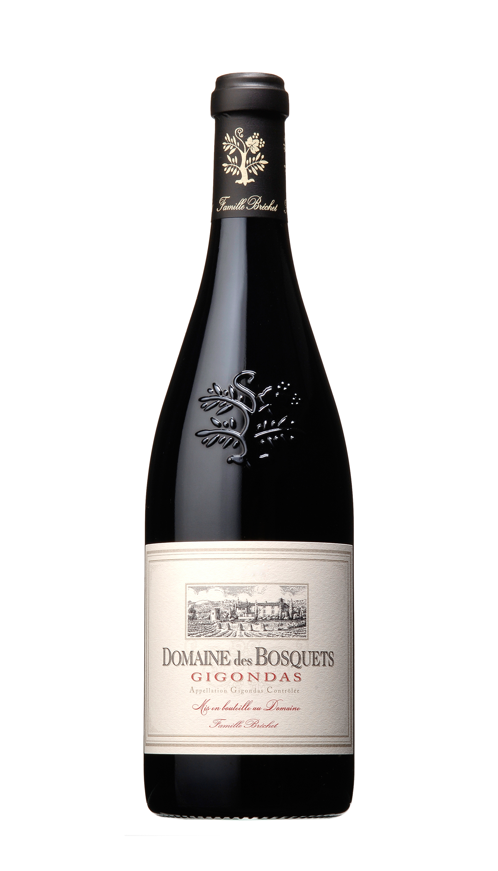 Domaine des Bosquets Gigondas 2015,  (WA92-94) from The BPW - Merchants of rare and fine wines.