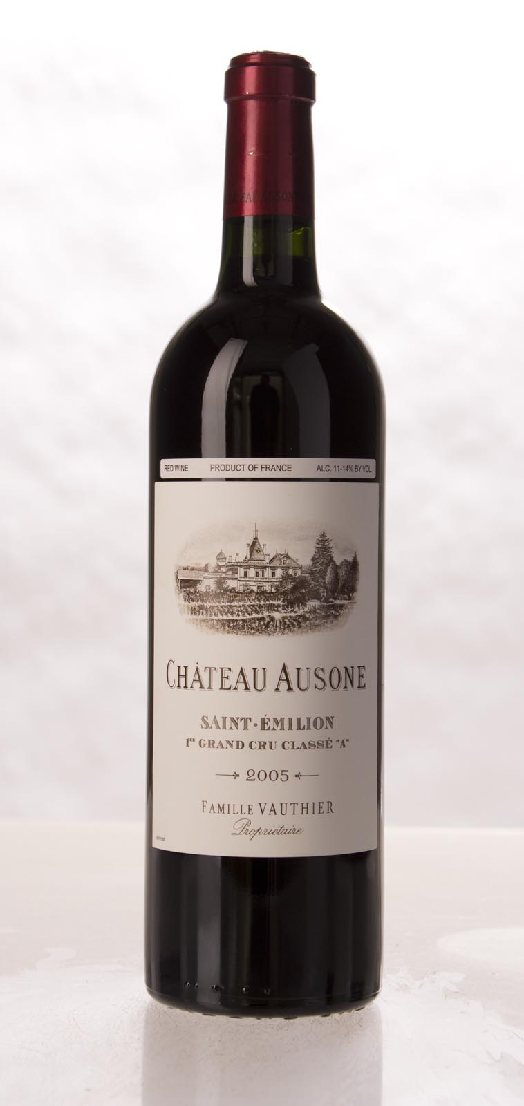 Ausone 2005,  (WA100, WS100) from The BPW - Merchants of rare and fine wines.