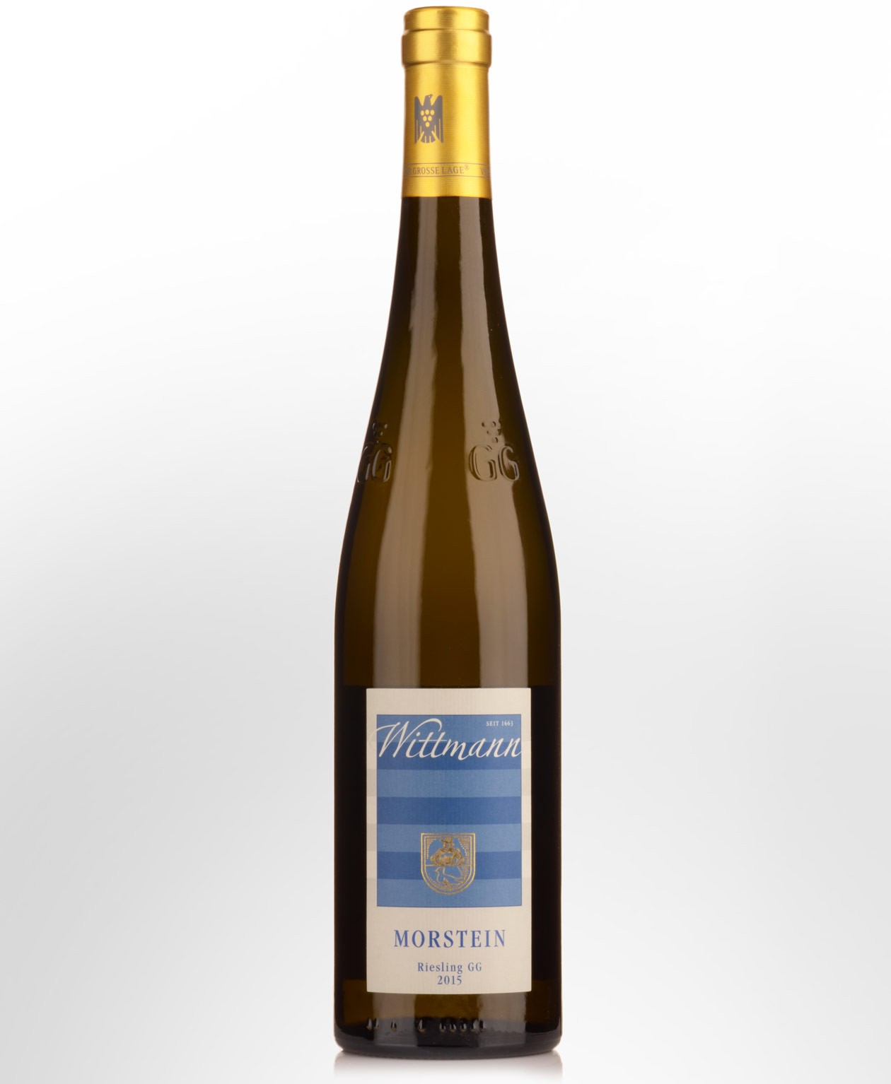 Wittmann Westhofener Morstein Riesling Grosses Gewachs 2015,  (JS97) from The BPW - Merchants of rare and fine wines.