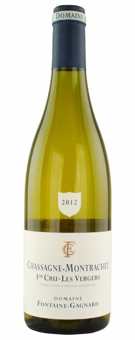 Fontaine Gagnard Chassagne Montrachet les Vergers 2015,  (VN91-94) from The BPW - Merchants of rare and fine wines.