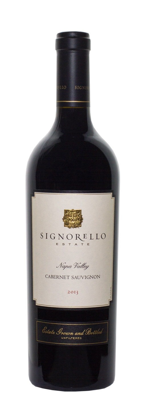 Signorello Vineyards Cabernet Sauvignon Napa Valley 2013,  (D95, V94) from The BPW - Merchants of rare and fine wines.