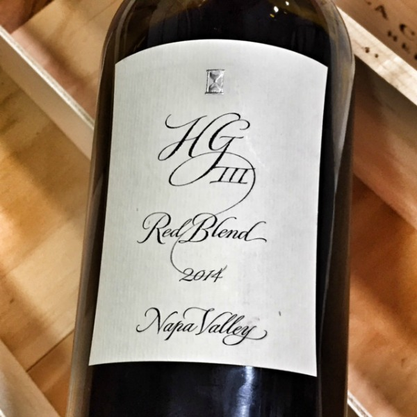 Hourglass Proprietary Red HGIII 2015,  () from The BPW - Merchants of rare and fine wines.