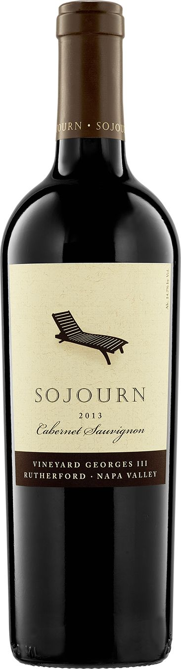 Sojourn Cellars Cabernet Sauvignon Beckstoffer George III Vineyard 2014,  (WA95) from The BPW - Merchants of rare and fine wines.