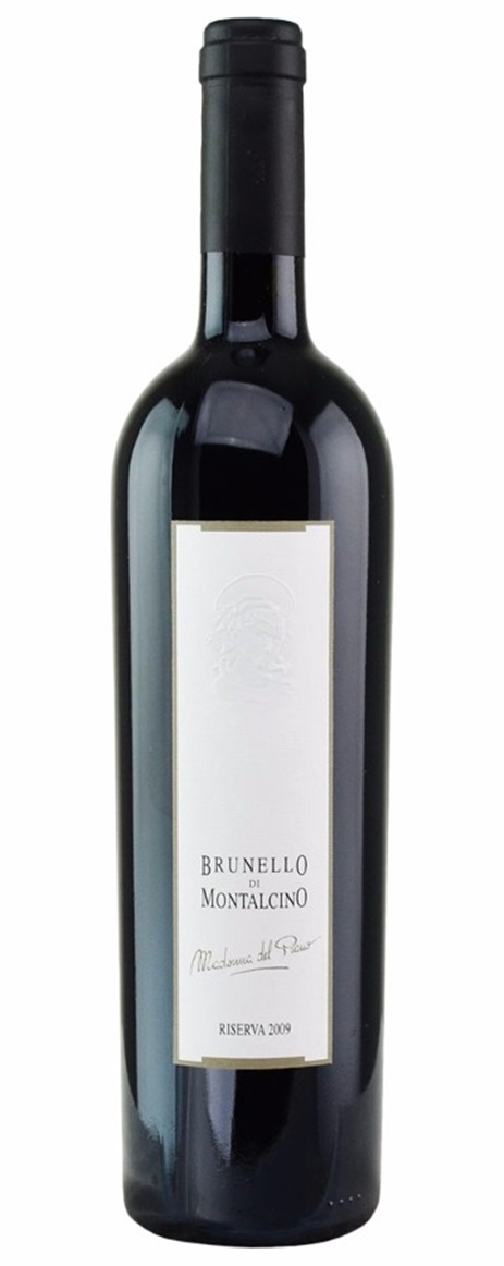 Valdicava Brunello di Montalcino Riserva Madonna del Piano 2010,  (JS100) from The BPW - Merchants of rare and fine wines.