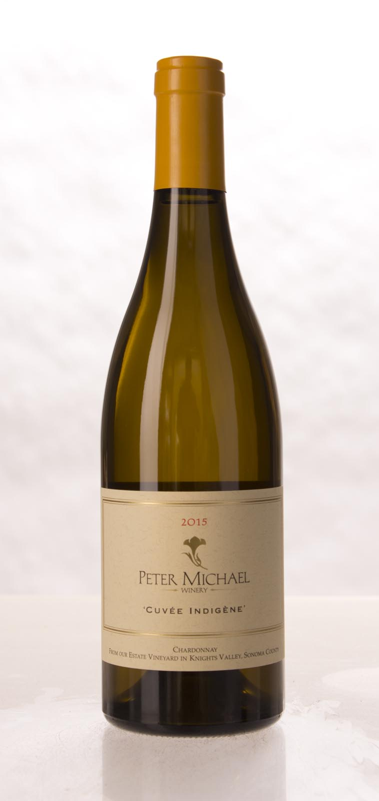 Peter Michael Winery Chardonnay Cuvee Indigene 2015,  (WA99) from The BPW - Merchants of rare and fine wines.