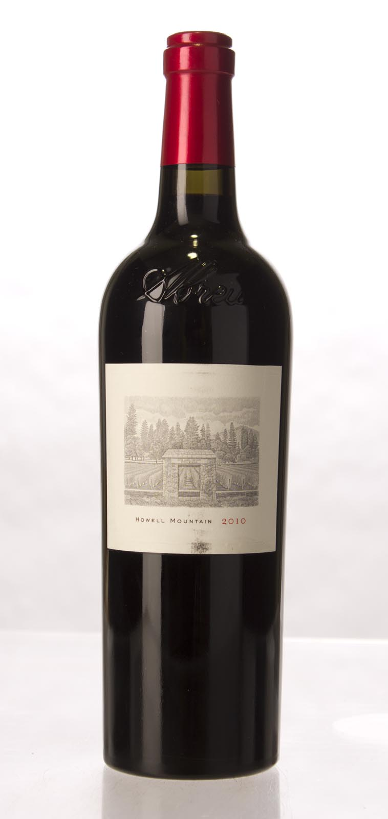 Abreu Cabernet Sauvignon Howell Mountain 2010, 750mL (AG100) from The BPW - Merchants of rare and fine wines.