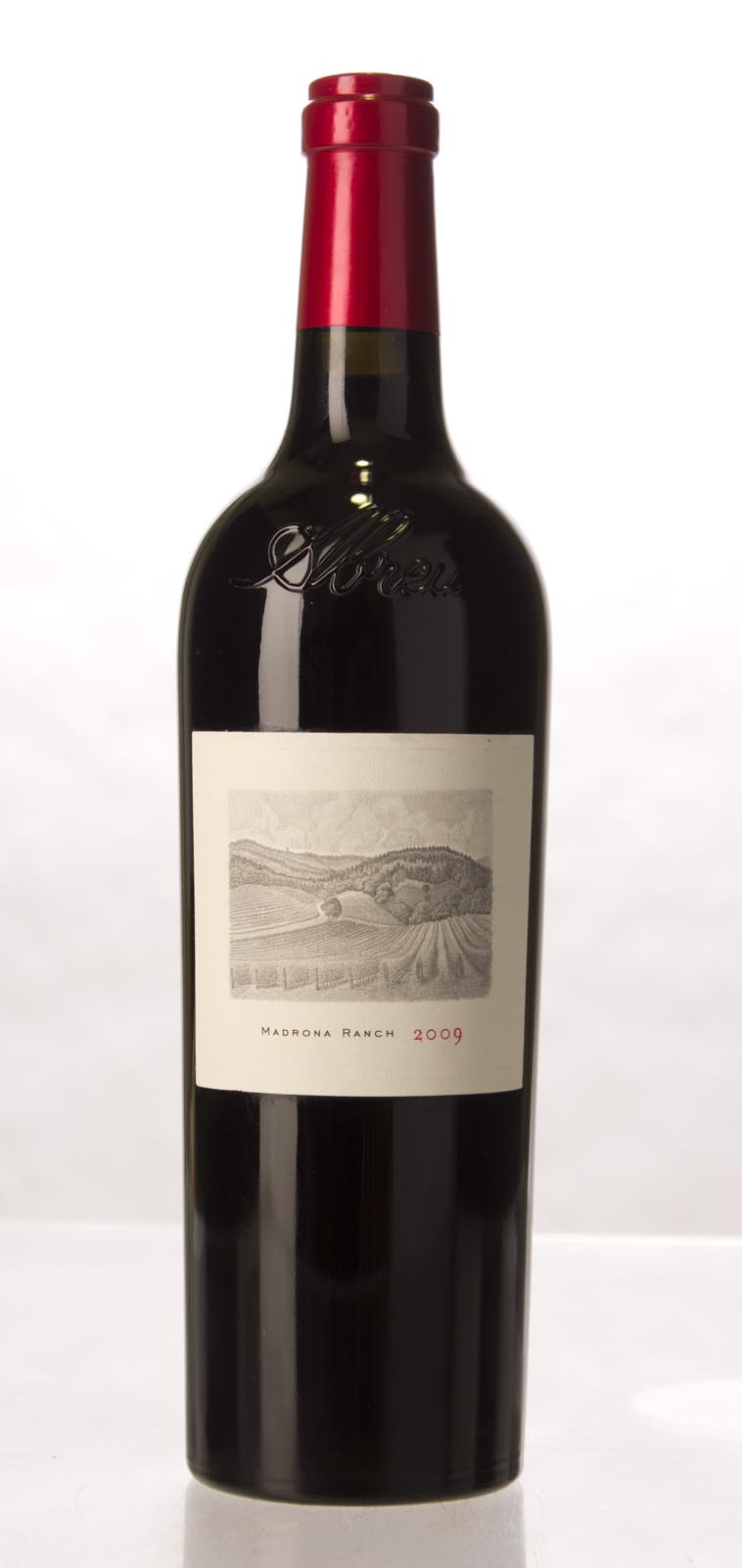 Abreu Cabernet Sauvignon Madrona Ranch 2009, 750mL (WA97) from The BPW - Merchants of rare and fine wines.