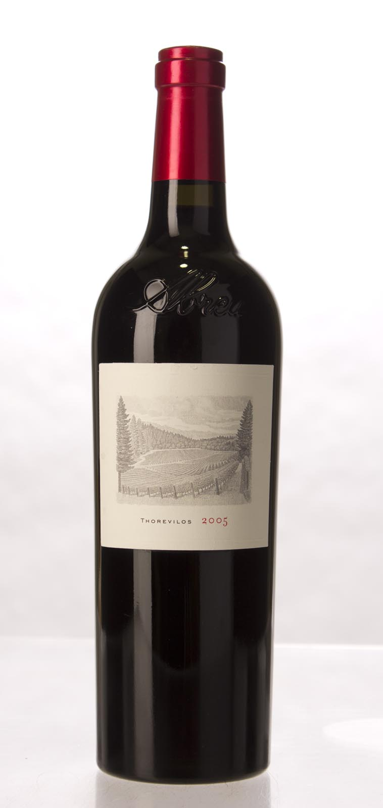 Abreu Cabernet Sauvignon Thorevilos 2005, 750mL (WA100) from The BPW - Merchants of rare and fine wines.