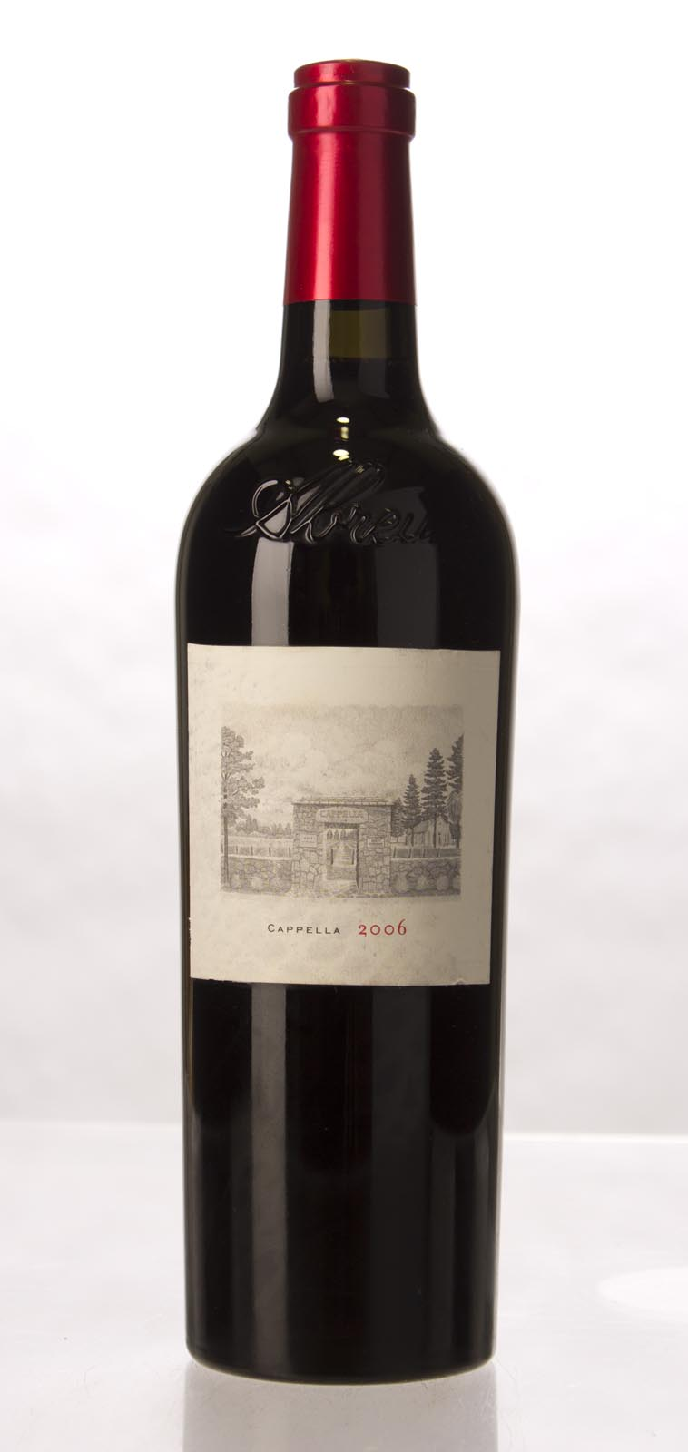 Abreu Proprietary Red Cappella 2006, 750mL (WA94) from The BPW - Merchants of rare and fine wines.