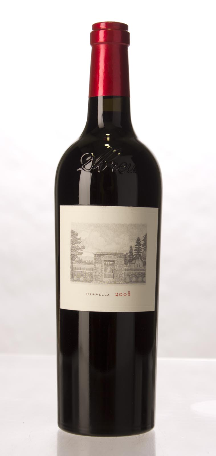 Abreu Proprietary Red Cappella 2008, 750mL (WA97) from The BPW - Merchants of rare and fine wines.