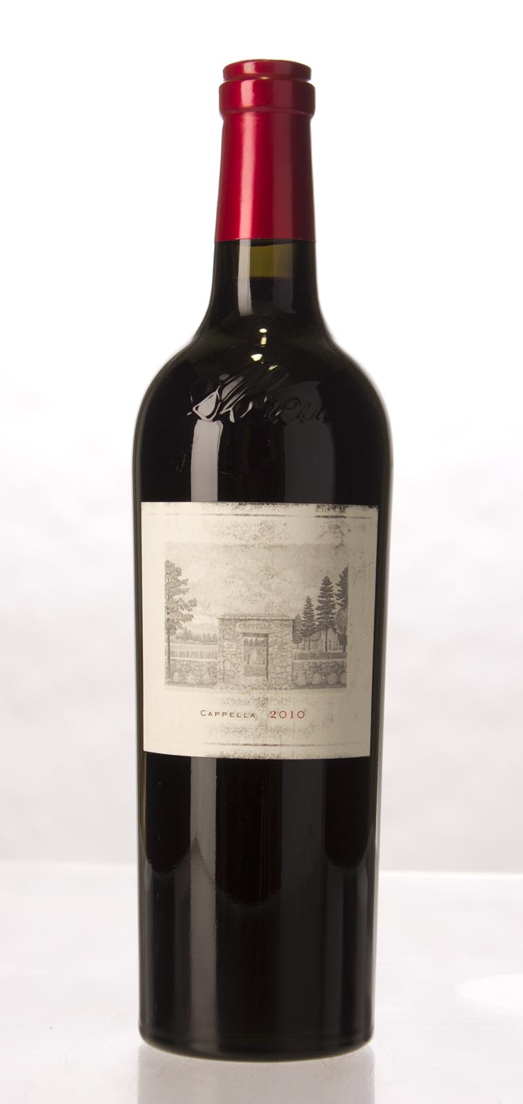 Abreu Proprietary Red Cappella 2010, 750mL (AG96+, WA98) from The BPW - Merchants of rare and fine wines.