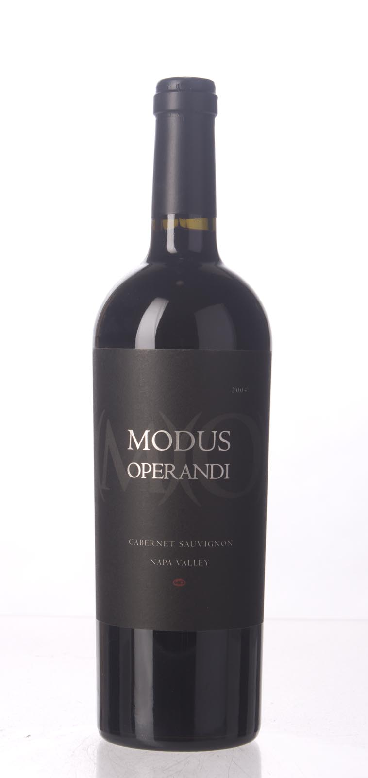 Modus Operandi Cellars Cabernet Sauvignon Napa Valley 2004, 750mL () from The BPW - Merchants of rare and fine wines.