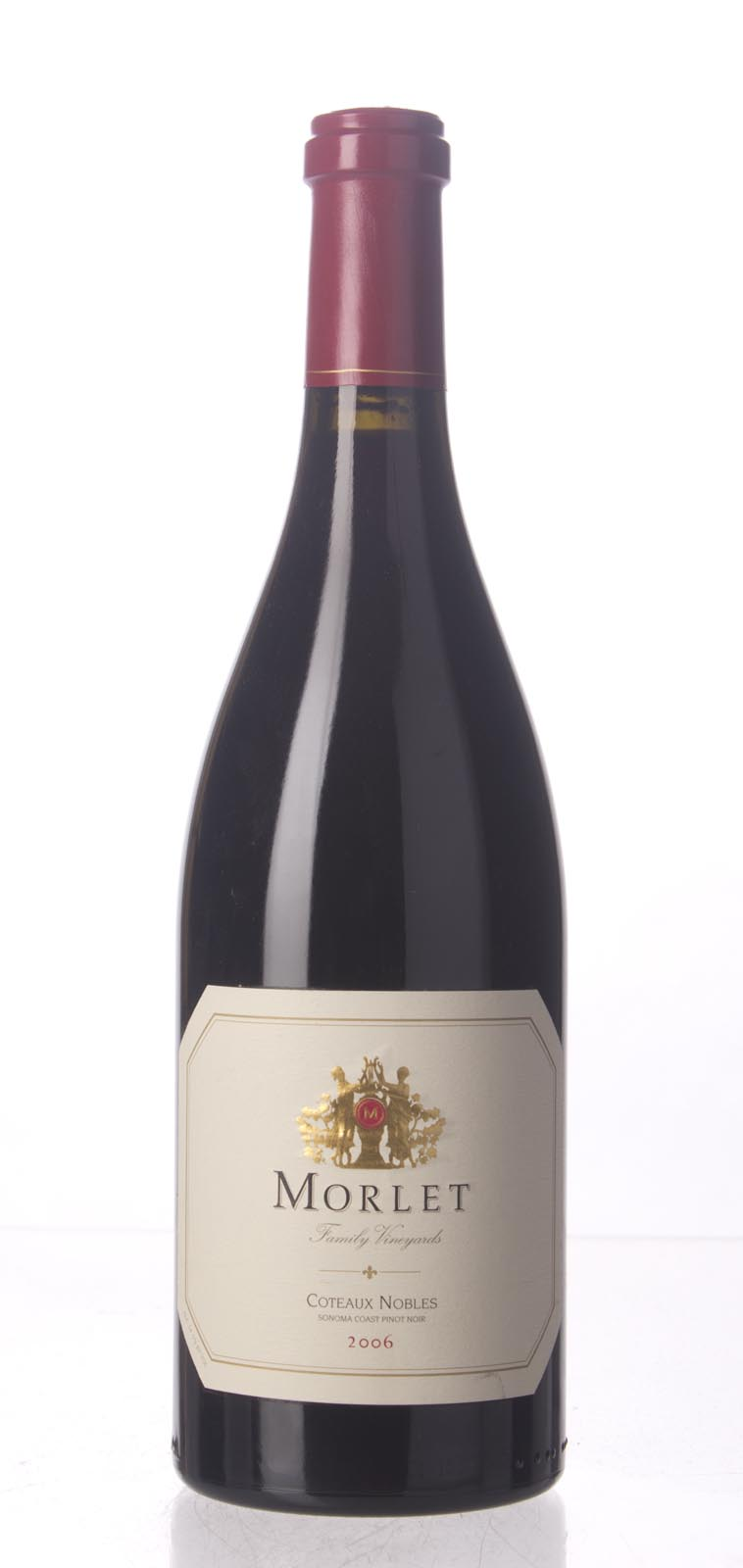 Morlet Family Estate Pinot Noir Coteaux Nobles 2006, 750mL (WA93, ST92) from The BPW - Merchants of rare and fine wines.