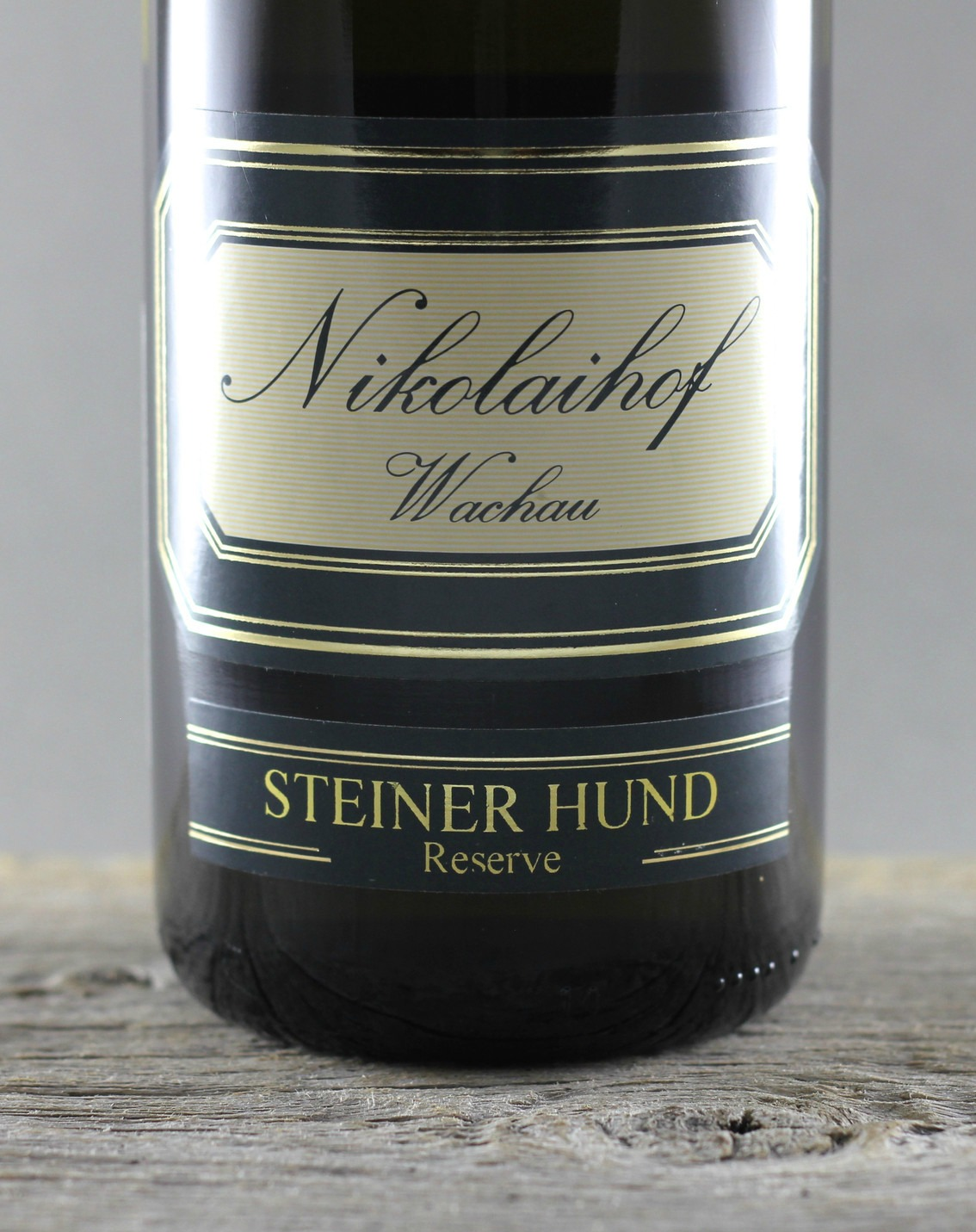 Nikolaihof Riesling Steiner Hund Reserve 2013,  (VN97) from The BPW - Merchants of rare and fine wines.