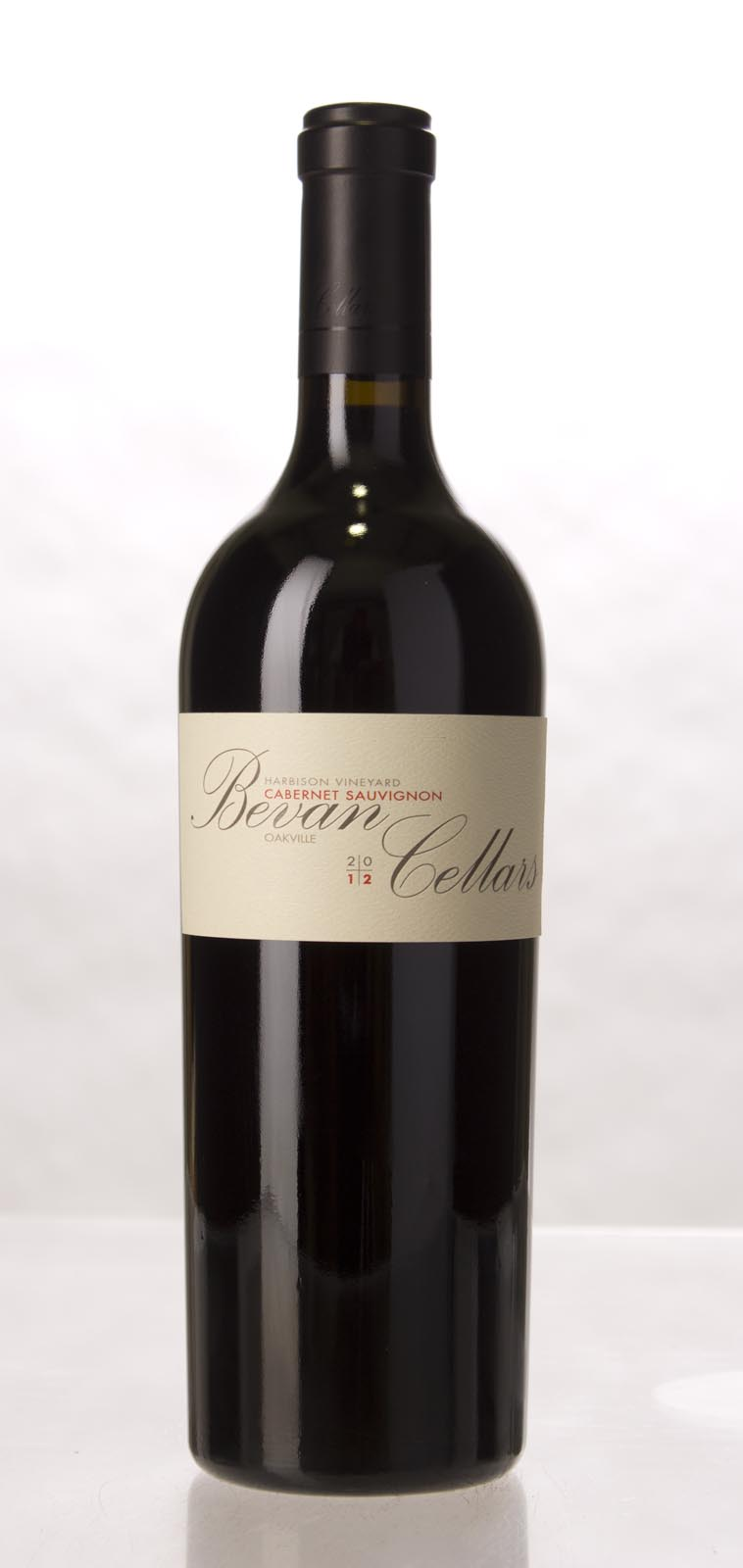 Bevan Cellars Cabernet Sauvignon Harbison Vineyard 2012, 750mL (WA97, WS95) from The BPW - Merchants of rare and fine wines.