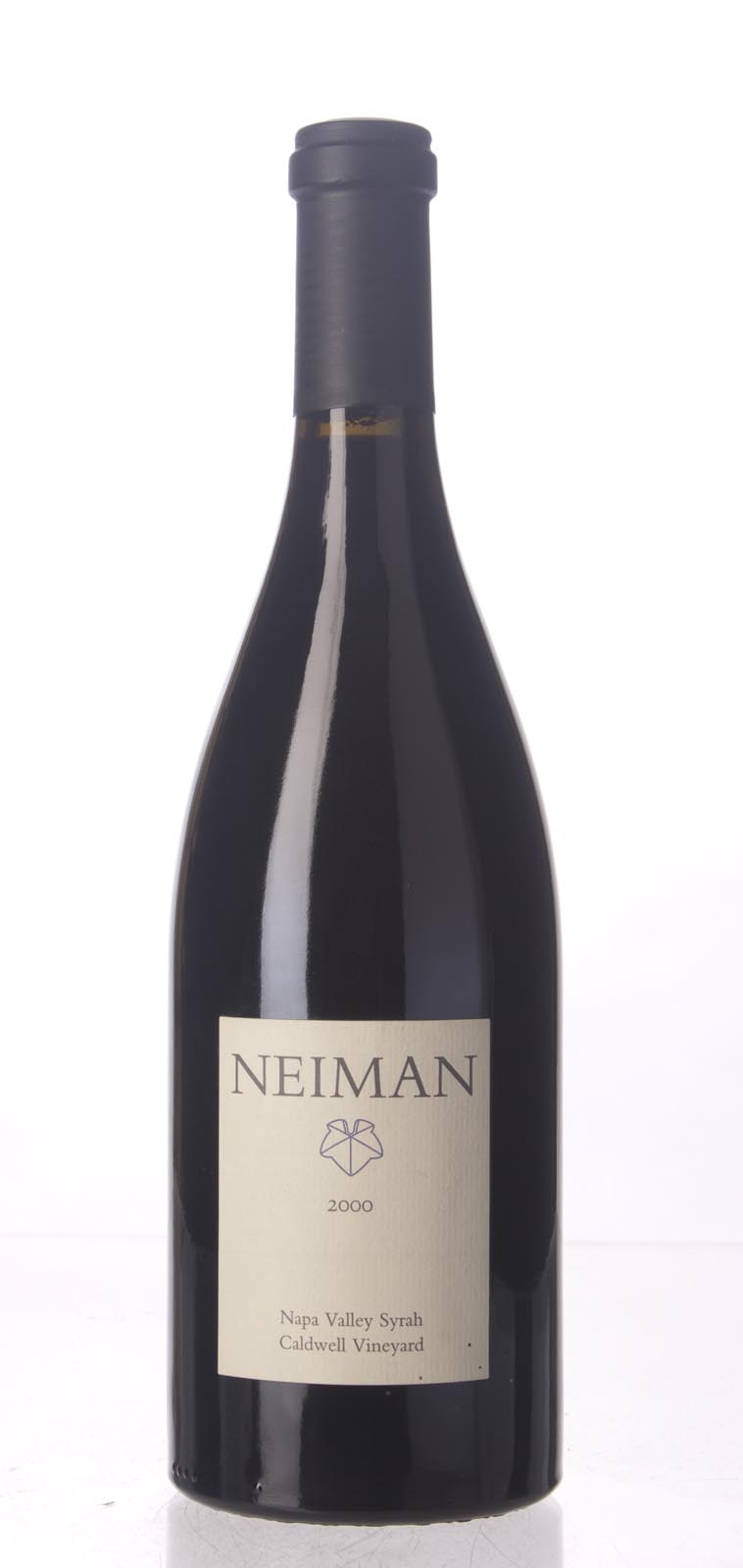 Neiman Cellars Syrah Caldwell Vineyard 2000, 750mL () from The BPW - Merchants of rare and fine wines.