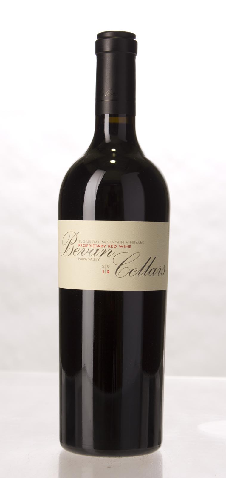 Bevan Cellars Proprietary Red Sugar Loaf Mountain 2012,  (WA100) from The BPW - Merchants of rare and fine wines.