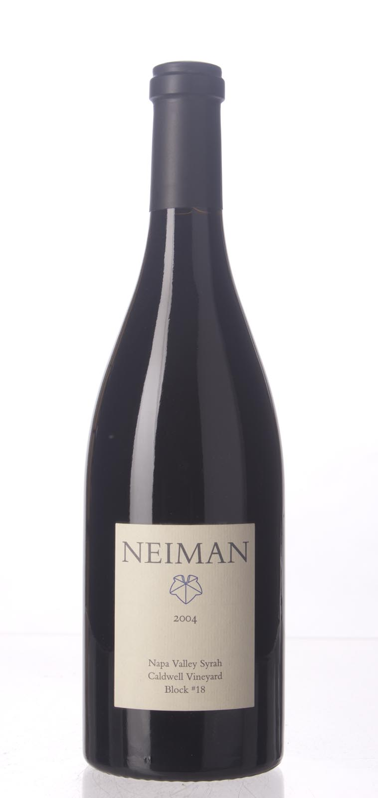 Neiman Cellars Syrah Caldwell Vineyard Block #18 2004, 750mL () from The BPW - Merchants of rare and fine wines.