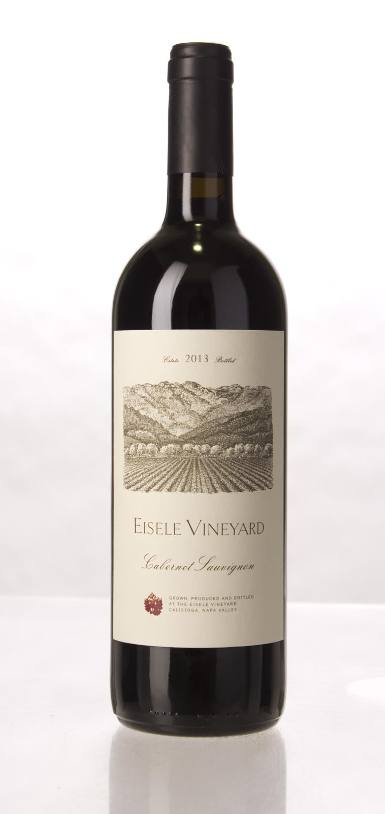 Eisele Vineyard Cabernet Sauvignon Estate 2013, 750mL (WA100, JS98) from The BPW - Merchants of rare and fine wines.