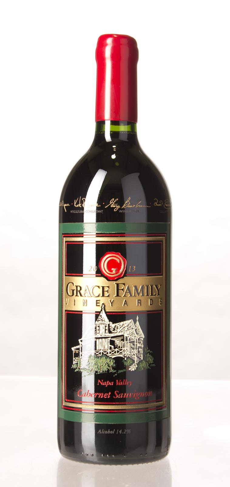 Grace Family Vineyard Cabernet Sauvignon (1L) 2013,  (JS97) from The BPW - Merchants of rare and fine wines.