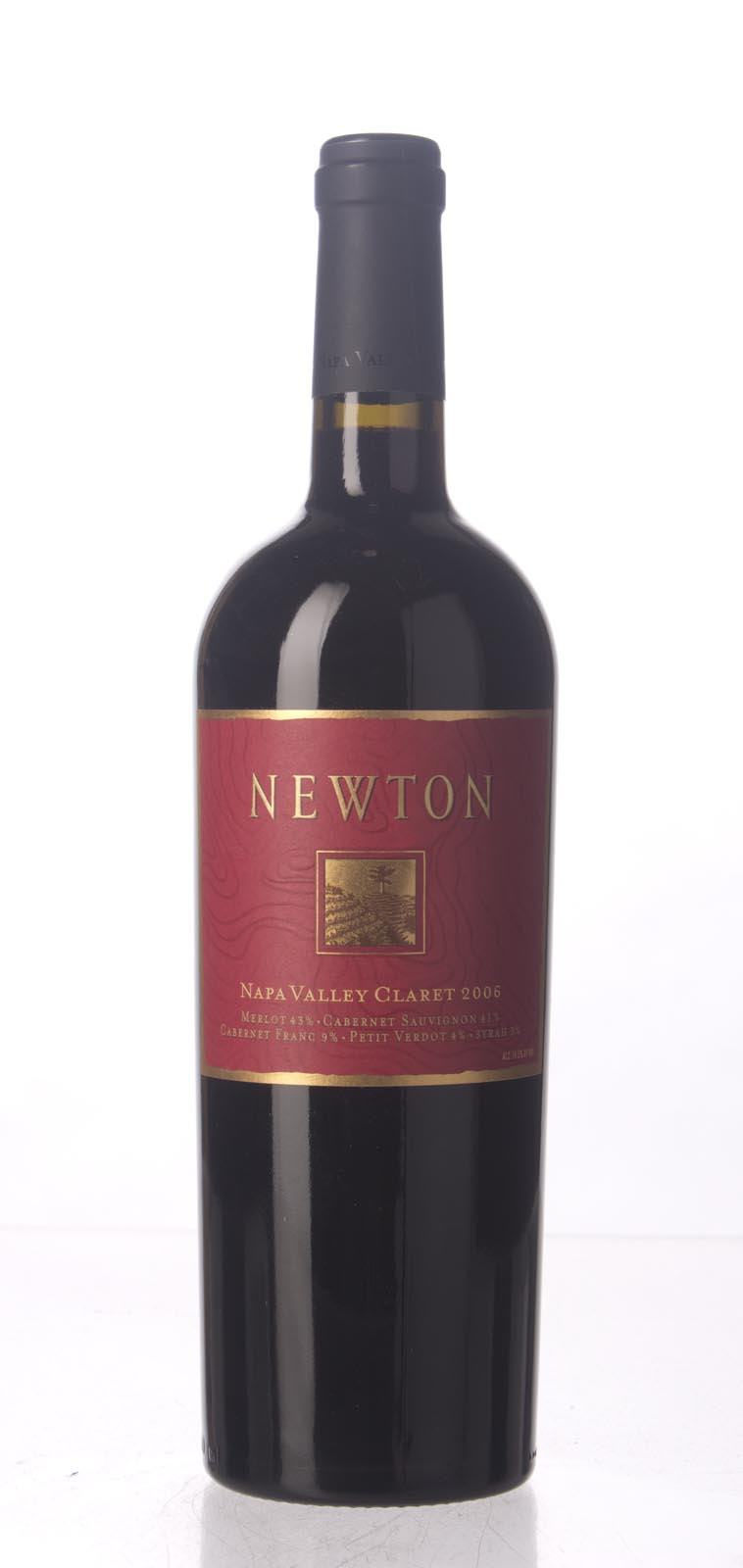 Newton Claret 2006, 750mL () from The BPW - Merchants of rare and fine wines.