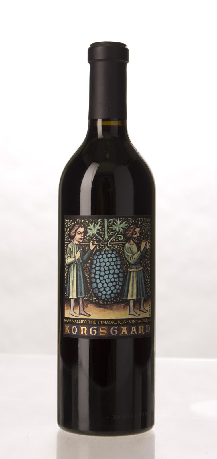 Kongsgaard Proprietary Red The Fimasaurus 2014, 750mL (WA94, VN93-96) from The BPW - Merchants of rare and fine wines.