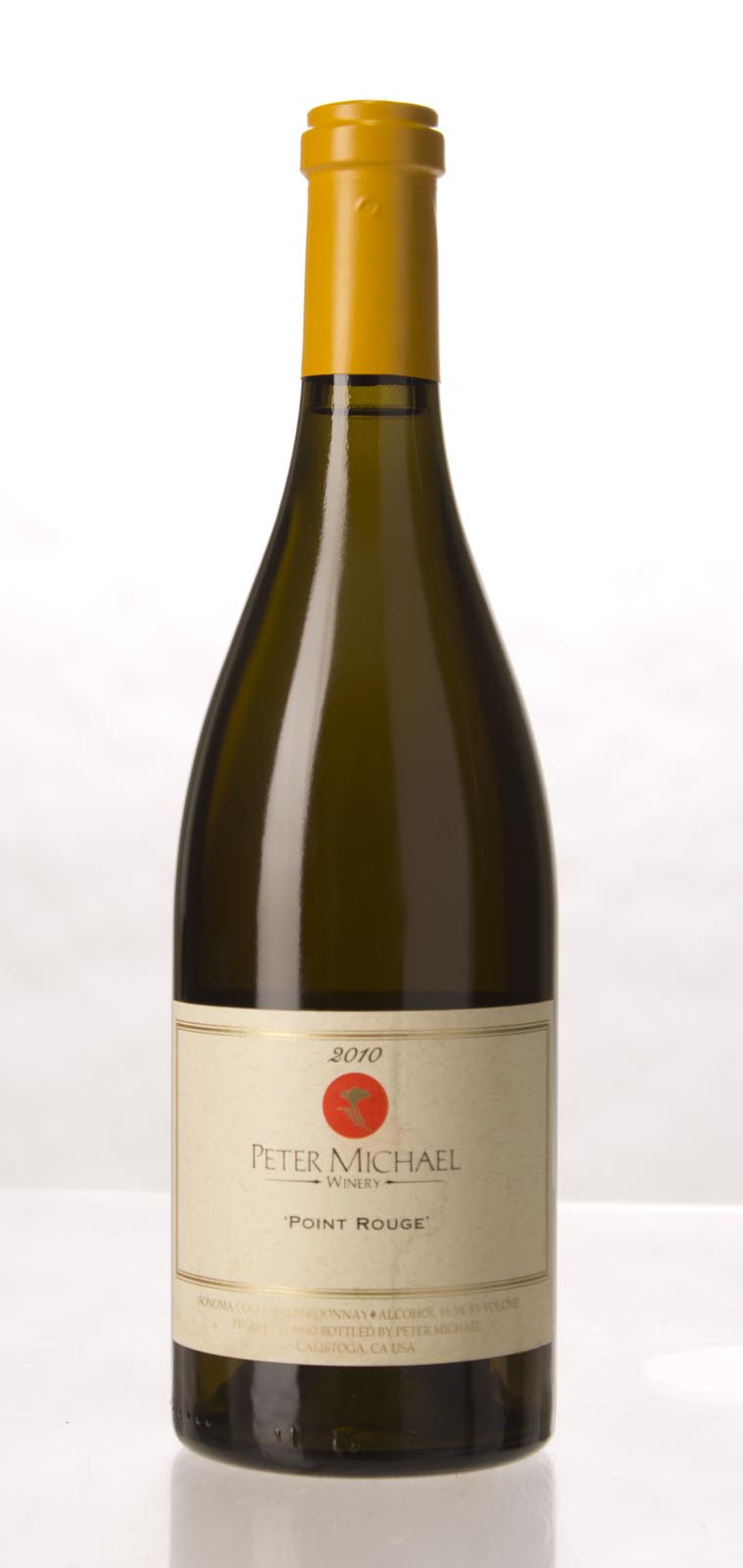 Peter Michael Winery Chardonnay Point Rouge 2010, 750mL (WA97, AG95, ST95) from The BPW - Merchants of rare and fine wines.