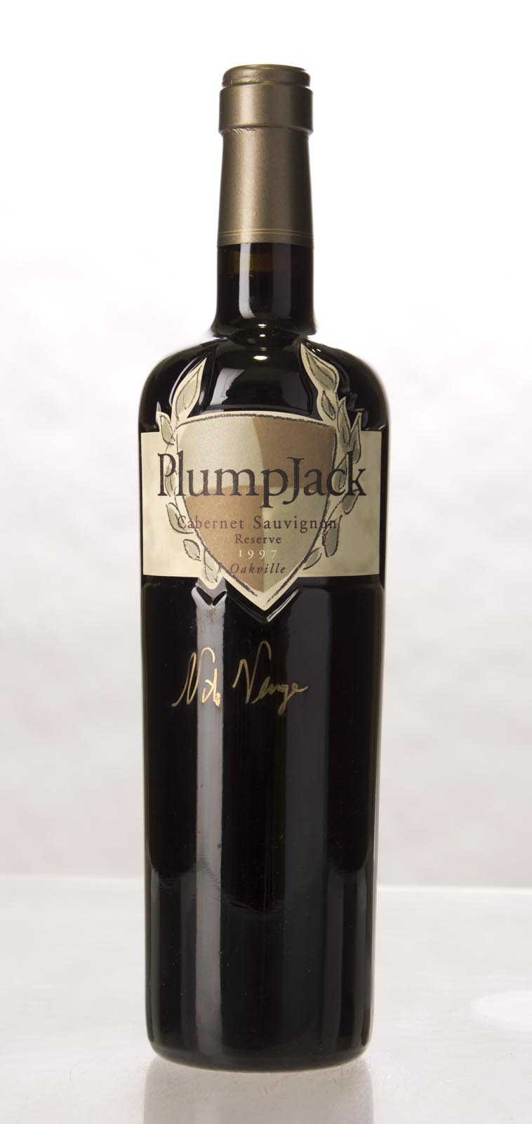 PlumpJack Cabernet Sauvignon Reserve 1997,  (WA90) from The BPW - Merchants of rare and fine wines.