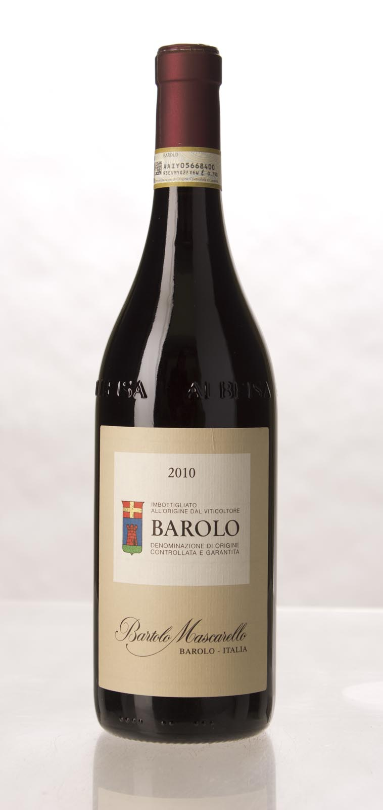 Bartolo Mascarello Barolo 2010, 750mL (VN100) from The BPW - Merchants of rare and fine wines.