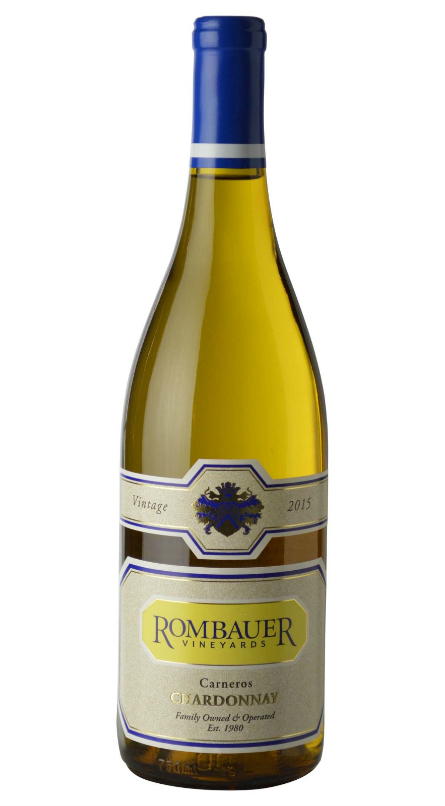 Rombauer Chardonnay Carneros 2016,  () from The BPW - Merchants of rare and fine wines.