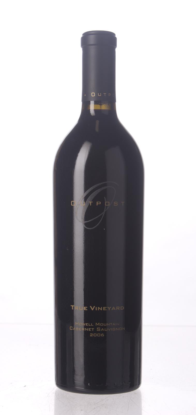 Outpost Cabernet Sauvignon True Vineyard 2006, 750mL (WA94, ST93) from The BPW - Merchants of rare and fine wines.