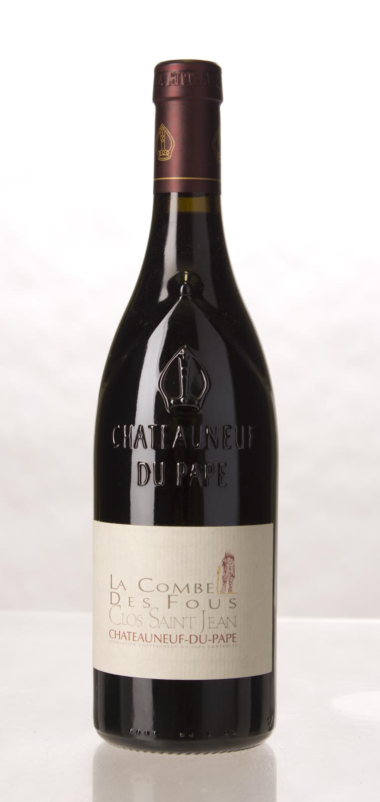 Clos St. Jean Chateauneuf du Pape la Combe des Fous 2006, 750mL (WA97) from The BPW - Merchants of rare and fine wines.