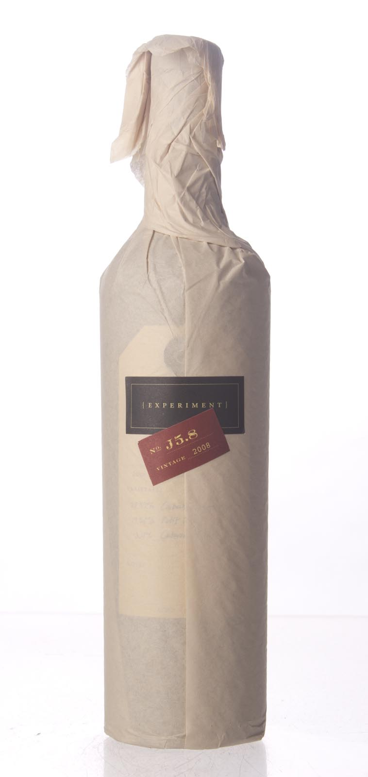 Ovid Winery Proprietary Red Experiment J5.8 2008, 750mL () from The BPW - Merchants of rare and fine wines.