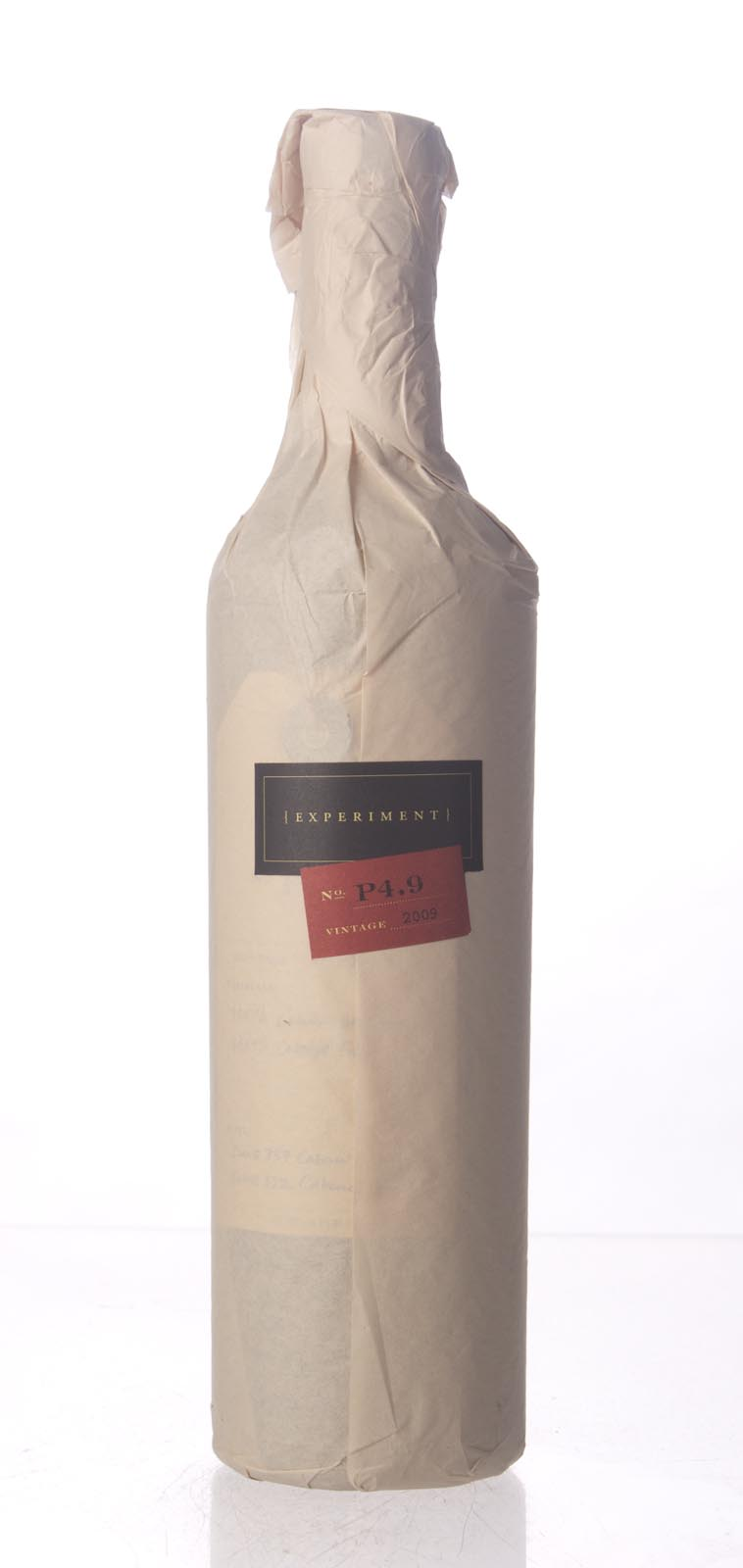 Ovid Winery Proprietary Red Experiment P4.9 2009, 750mL () from The BPW - Merchants of rare and fine wines.