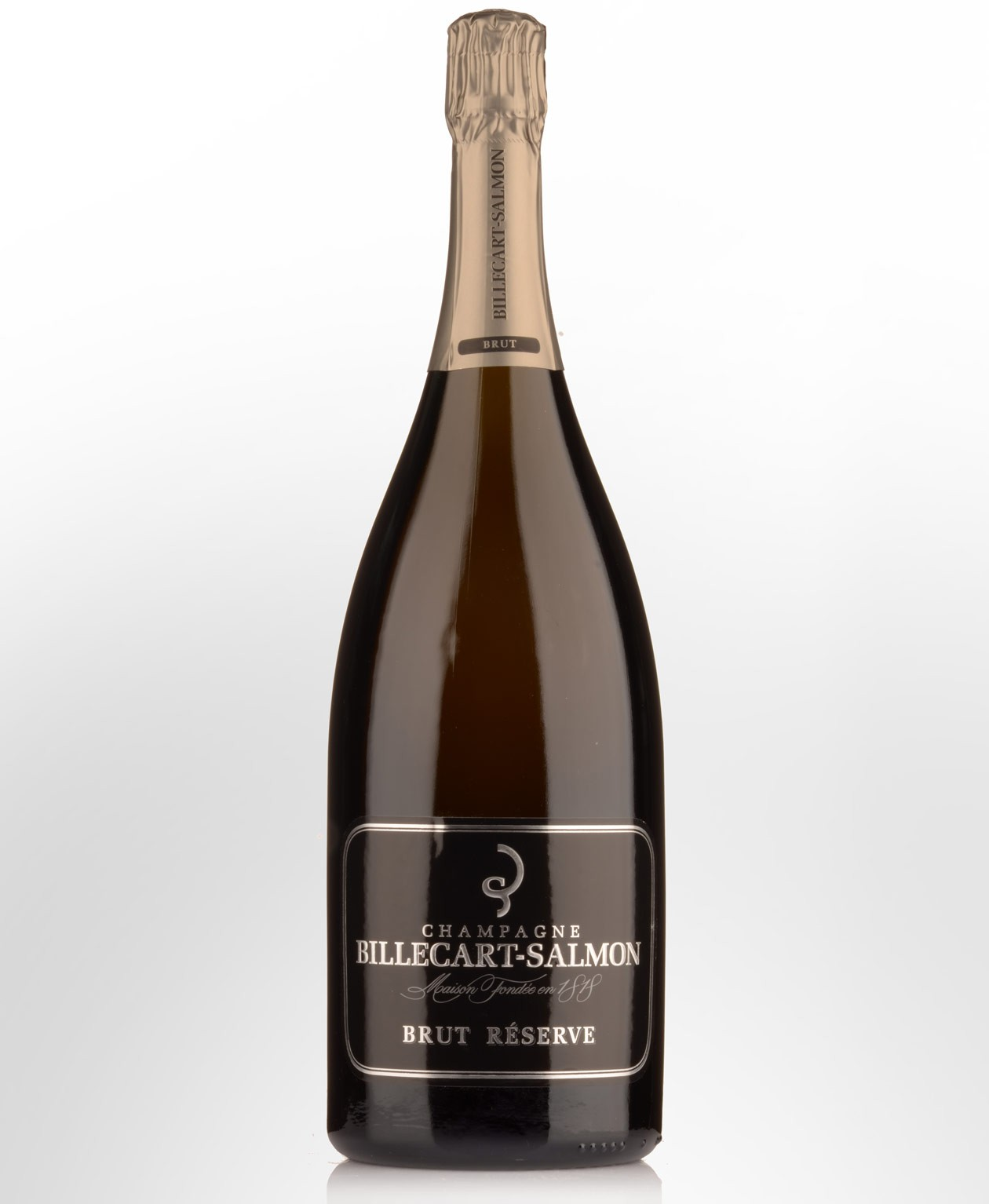 Billecart Salmon Brut Reserve 3Litre N.V., 3L () from The BPW - Merchants of rare and fine wines.
