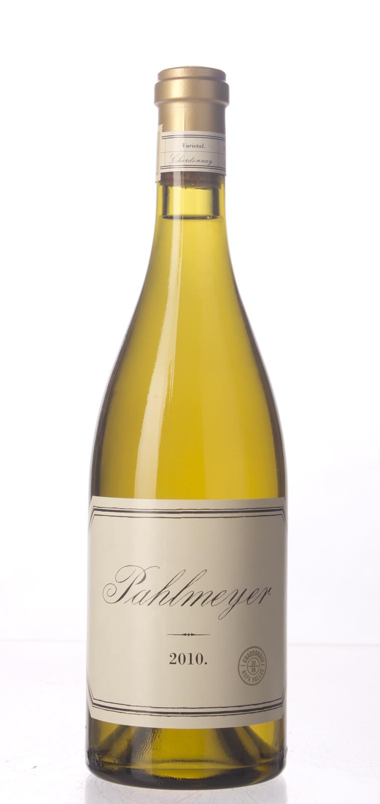 Pahlmeyer Chardonnay Napa Valley 2010, 750mL (WA93, WS92) from The BPW - Merchants of rare and fine wines.