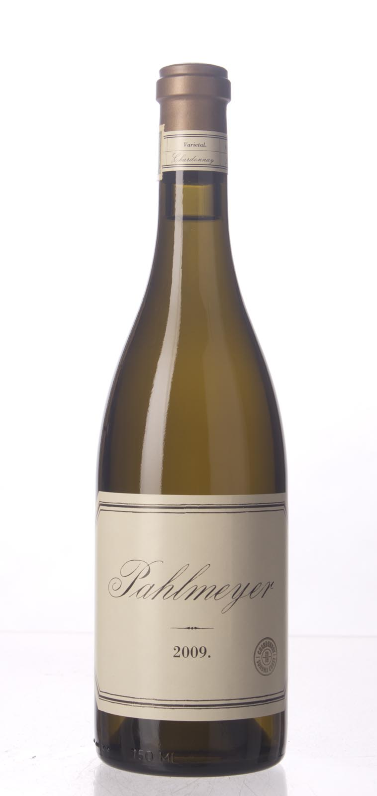 Pahlmeyer Chardonnay Sonoma Coast 2009, 750mL (ST91, WS92) from The BPW - Merchants of rare and fine wines.