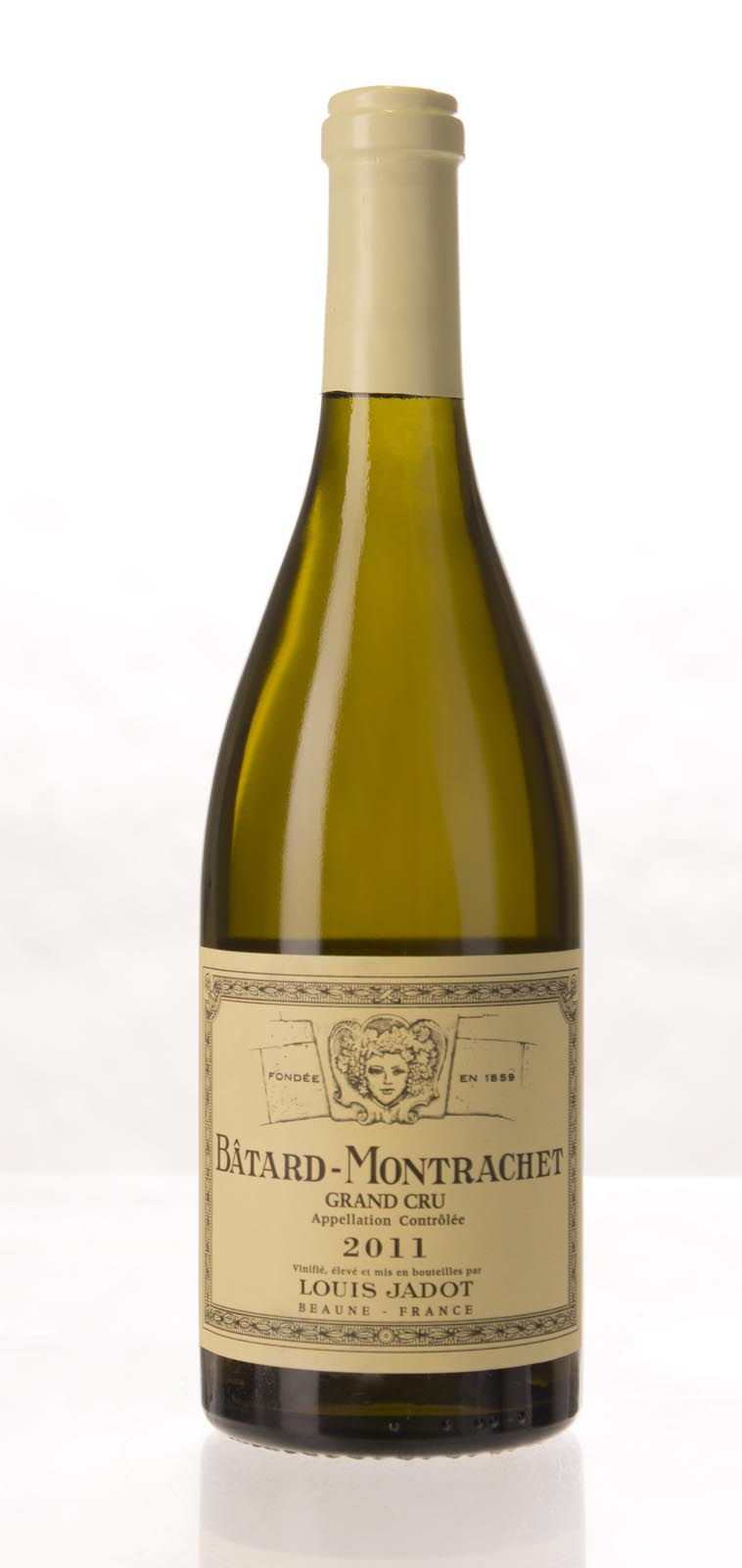 Louis Jadot Batard Montrachet 2011,  (VN96, WS95) from The BPW - Merchants of rare and fine wines.