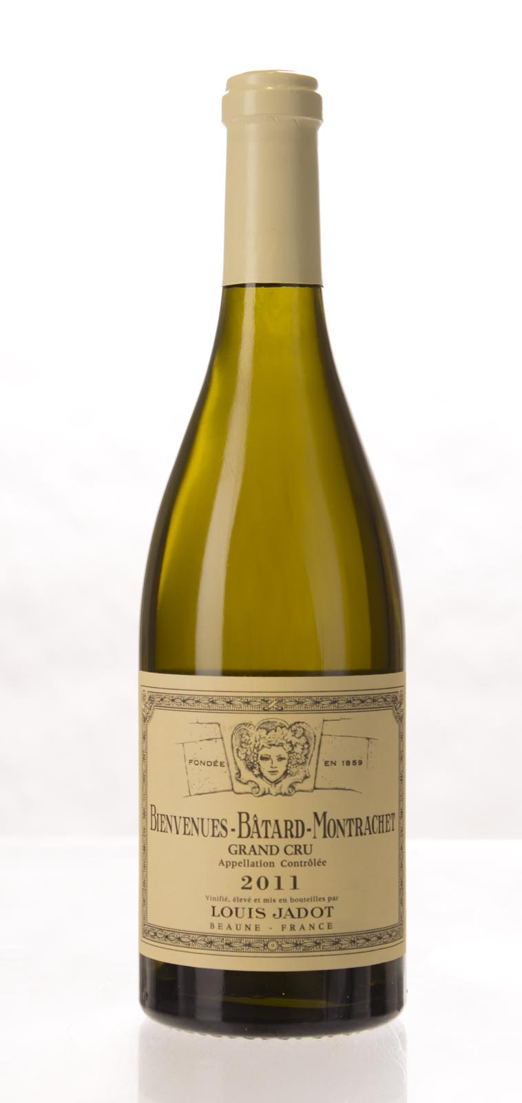 Louis Jadot Bienvenues Batard Montrachet 2011, 750mL (BH92-94, ST91+) from The BPW - Merchants of rare and fine wines.