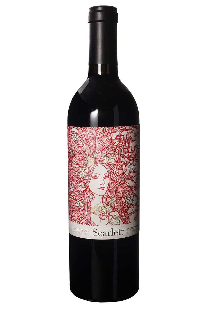 Scarlett Cabernet Sauvignon McGah Family 2015,  (WA92-94) from The BPW - Merchants of rare and fine wines.
