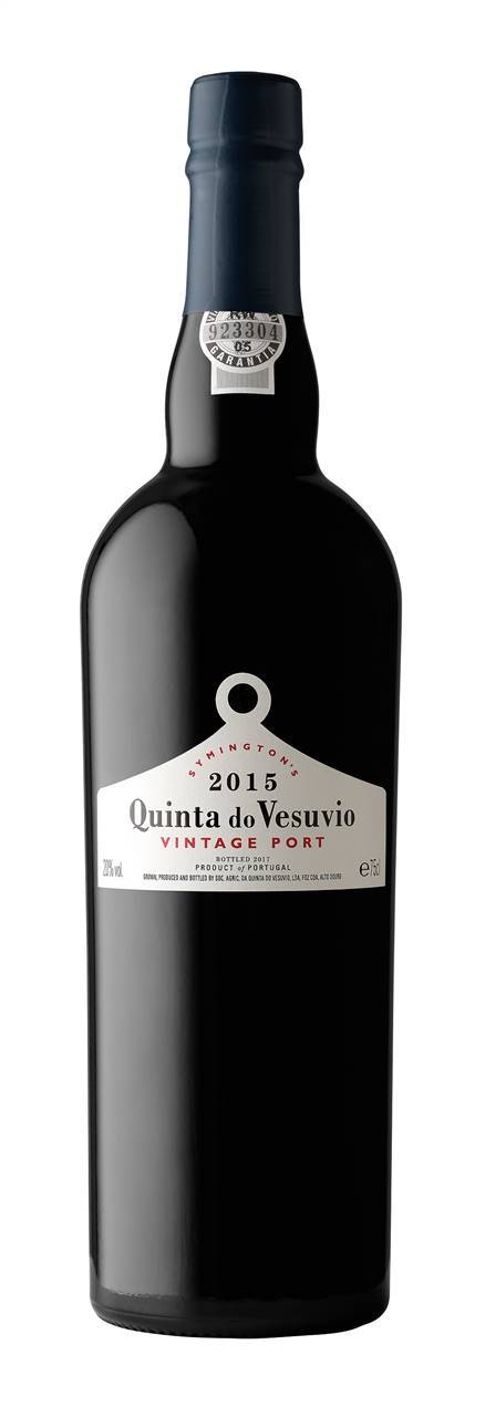 Quinta do Vesuvio Vintage Port 2015, 750ml (WA95, JS95) from The BPW - Merchants of rare and fine wines.