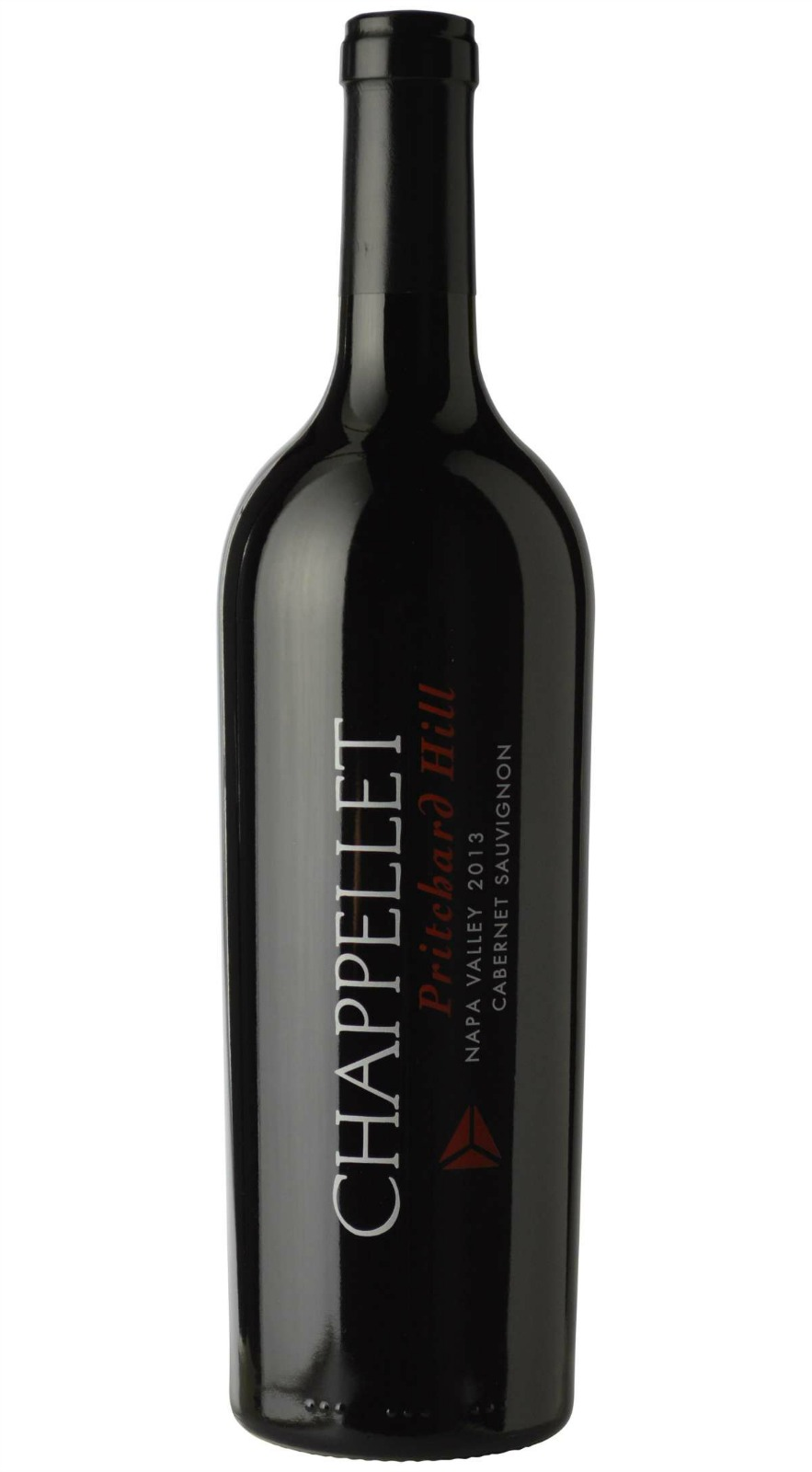 Chappellet Cabernet Sauvignon Pritchard Hill 2014, 750ml (WA99, VN97, JS98) from The BPW - Merchants of rare and fine wines.