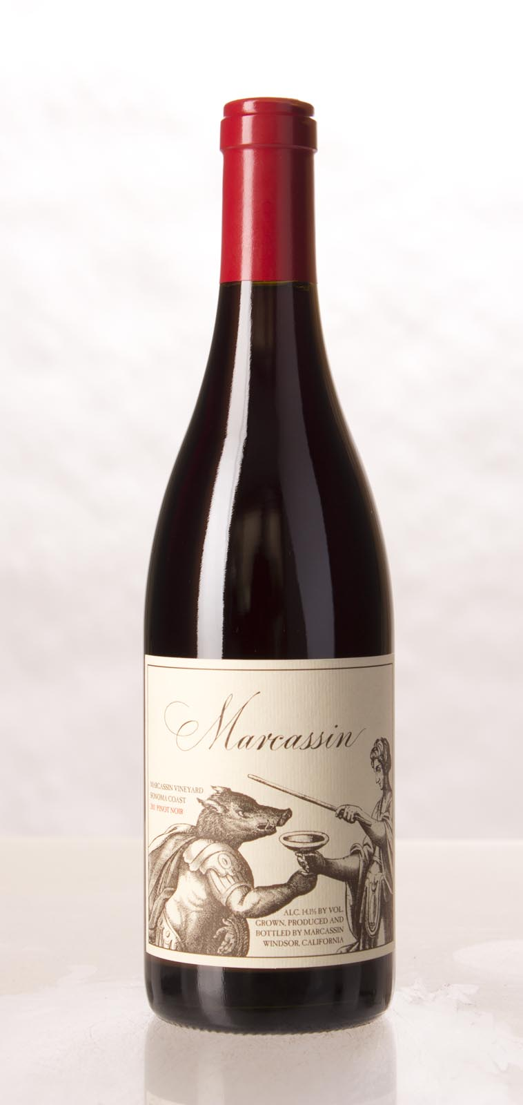Marcassin Pinot Noir Marcassin Vineyard 2011, 750mL (WA92) from The BPW - Merchants of rare and fine wines.