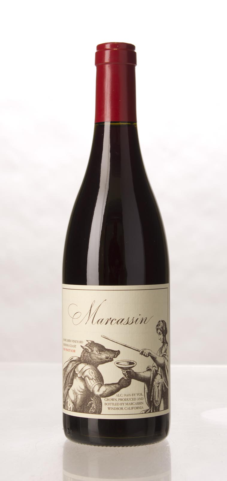 Marcassin Pinot Noir Marcassin Vineyard 2010, 750mL (WA98) from The BPW - Merchants of rare and fine wines.