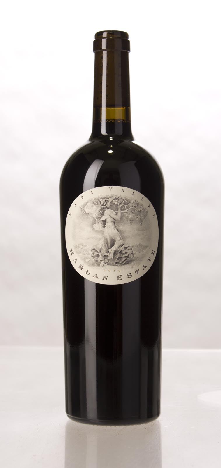 Harlan Estate Proprietary Red 2010, 750mL (WA98+, VN100, JS100, ST98+) from The BPW - Merchants of rare and fine wines.