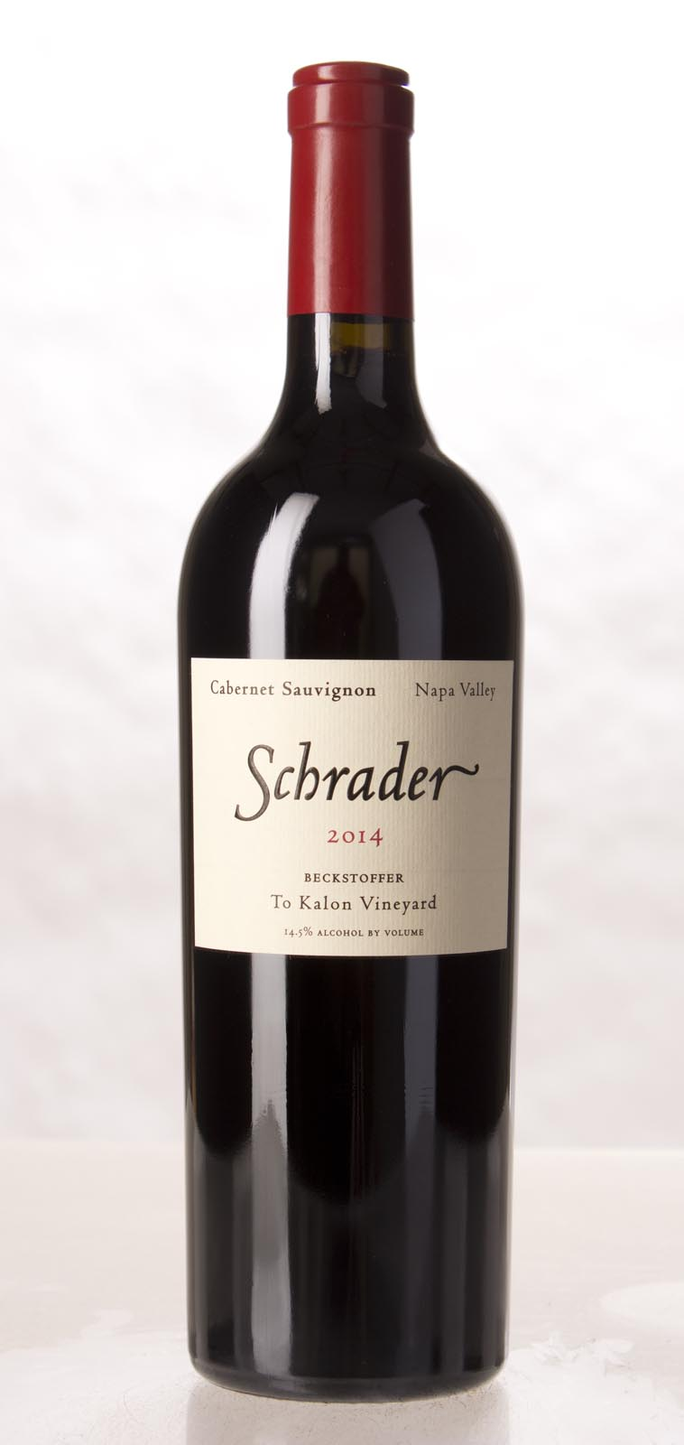 Schrader Cellars Cabernet Sauvignon Beckstoffer To Kalon Vineyard 2014, 750mL (JS99) from The BPW - Merchants of rare and fine wines.