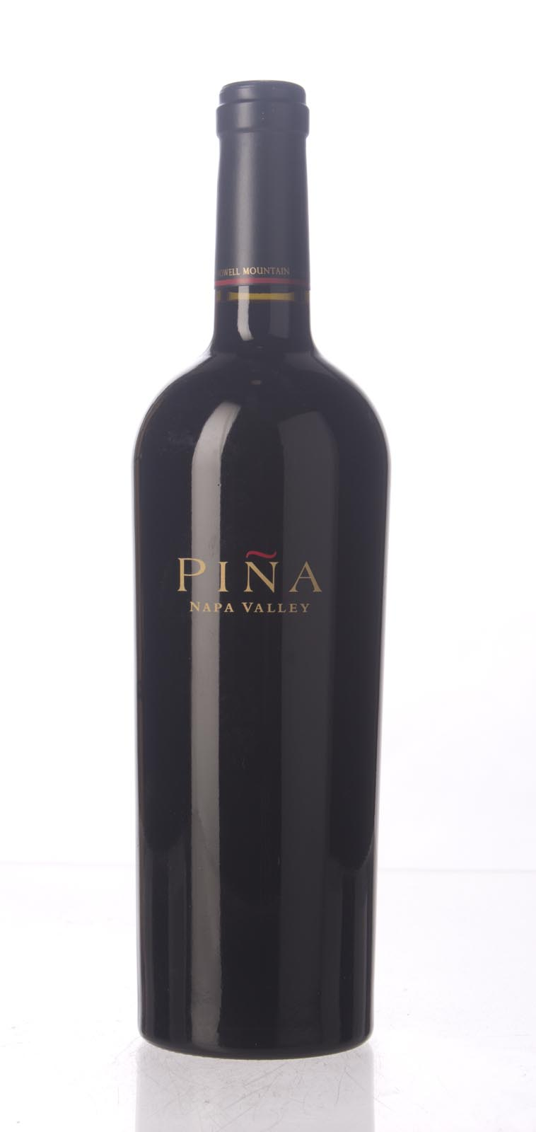 Pina Cabernet Sauvignon Estate Grown Howell Mountain 2001, 750mL () from The BPW - Merchants of rare and fine wines.