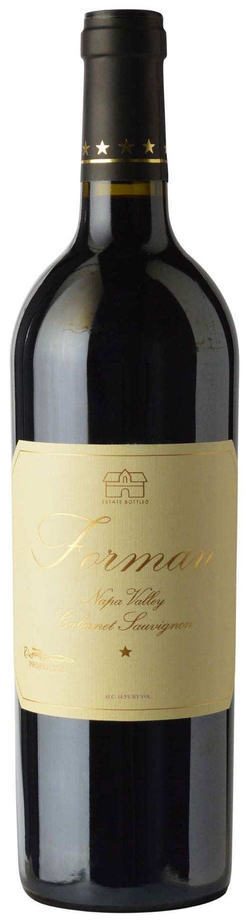 Forman Cabernet Sauvignon Napa Valley 2014,  (VN95+) from The BPW - Merchants of rare and fine wines.