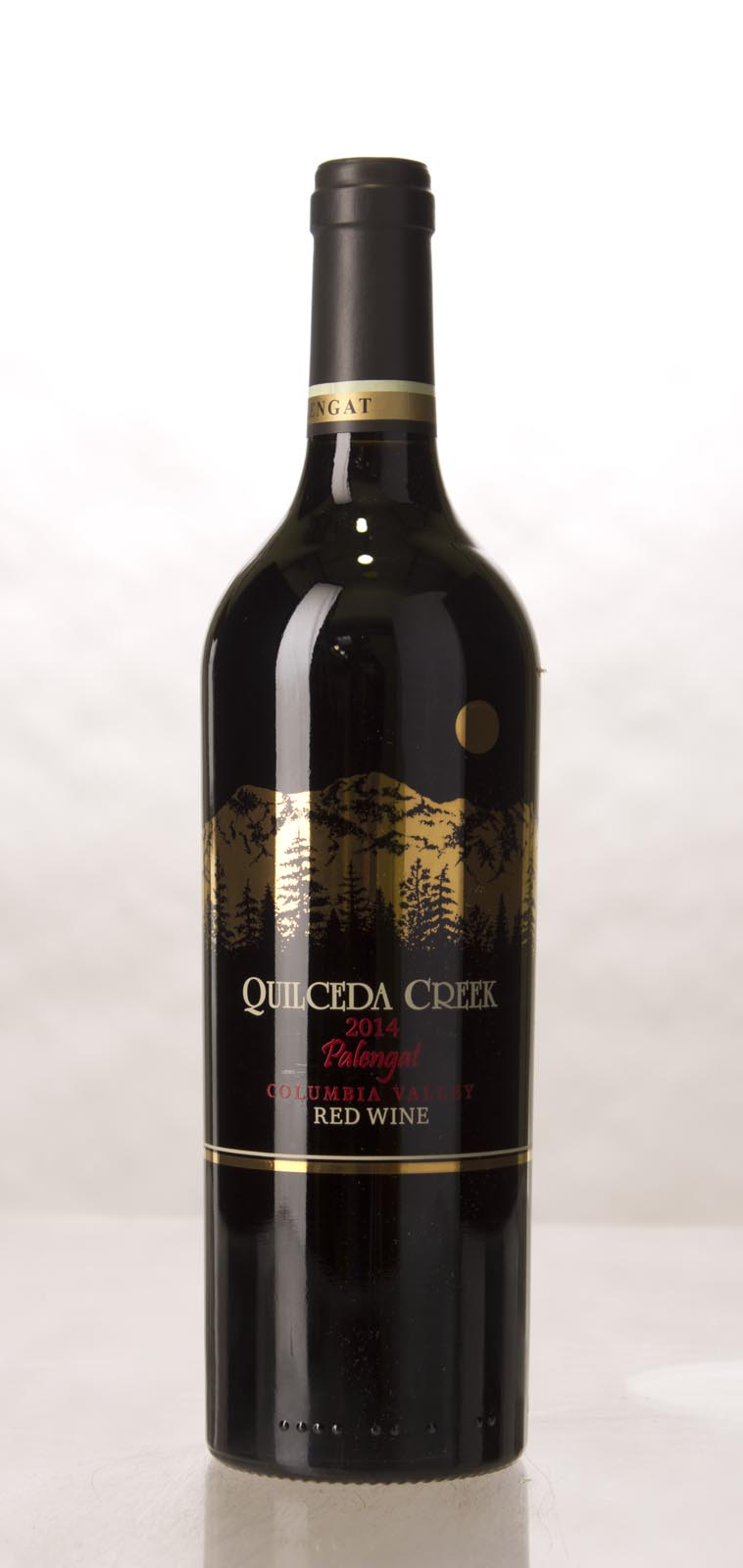 Quilceda Creek Proprietary Red Palengat Vineyard 2014,  (WA96) from The BPW - Merchants of rare and fine wines.